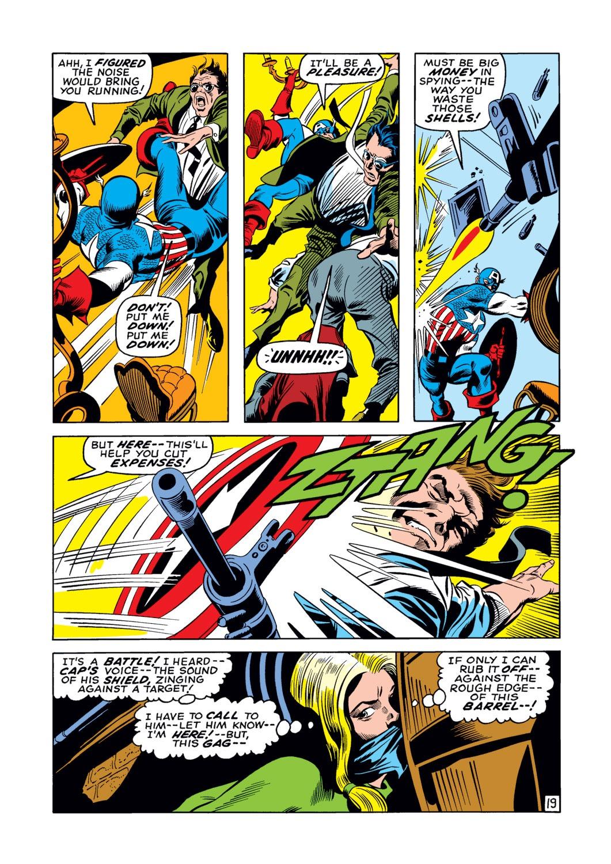 Captain America (1968) Issue #122 #36 - English 20