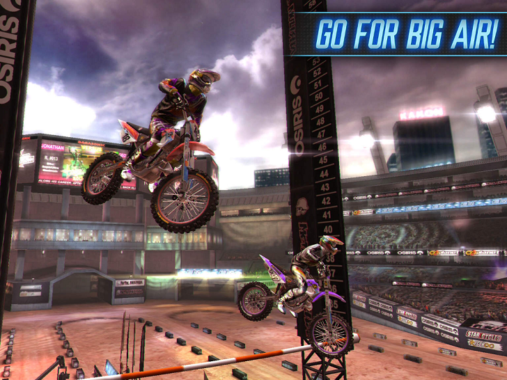 Motocross Meltdown App iTunes App By Glu Games Inc - FreeApps.ws