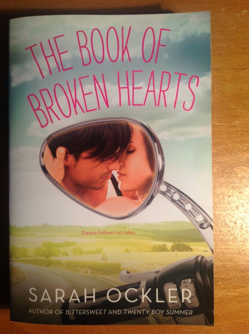 The Book of Broken Hearts by Sarah Ockler - PDF free download eBook