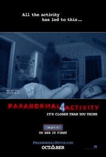 descargar Actividad Paranormal 4