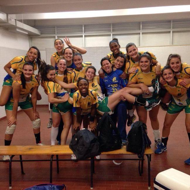 Brasil campeón panamericano en junior femenino | Mundo Handball