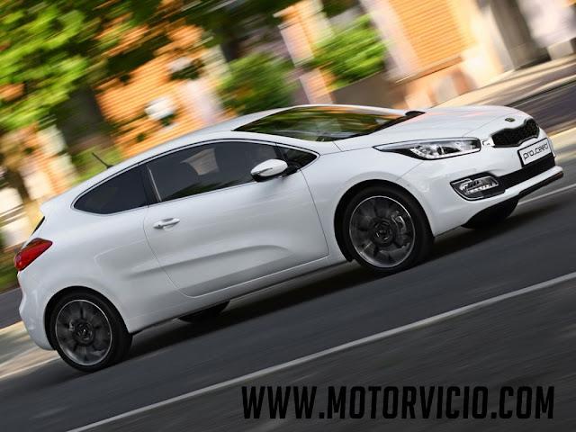 Kia Pro-Cee'd GT