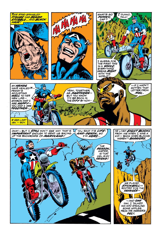 Captain America (1968) Issue #164 #78 - English 5