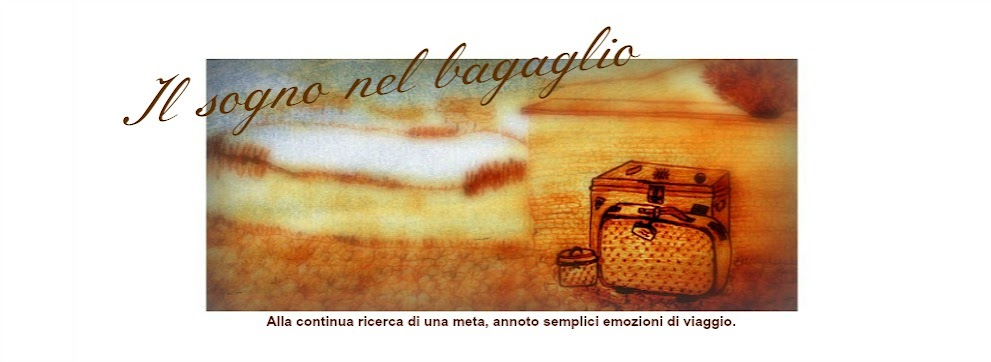 Il sogno nel bagaglio