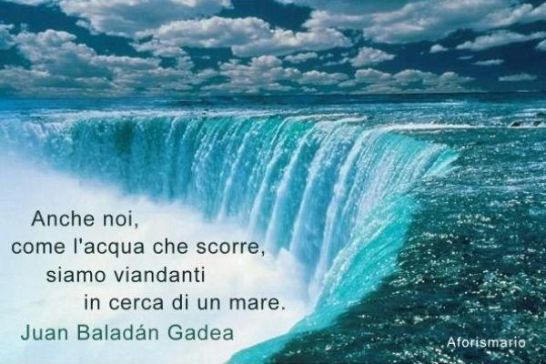 Favoloso Aforismario®: Acqua - Aforismi, frasi e proverbi WK71
