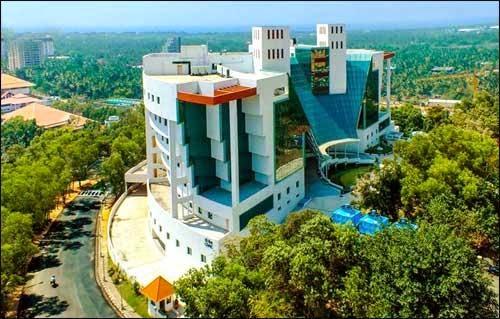 CDAC Campus - Technopark, Trivandrum, Kerala