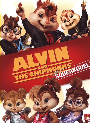 Alvin And Chip Munks 2: The Squeakel