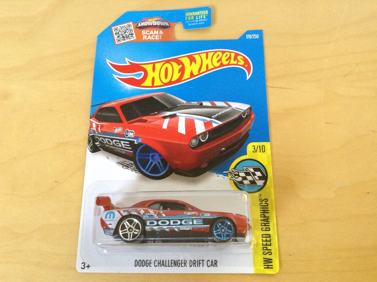Julian 39 s hot wheels blog dodge challenger drift car 2016 for 9 salon hot wheels 2016