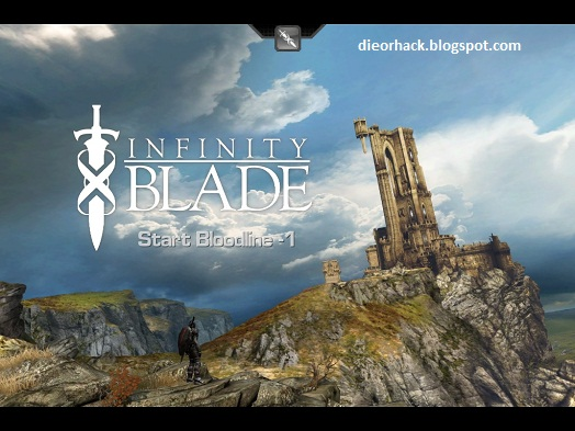 Infinity Blade hack v1.4.1 [iphone/ipod]