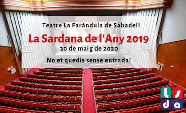 La Sardana de l'Any 2019