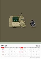 kalender indonesia 2015 maret