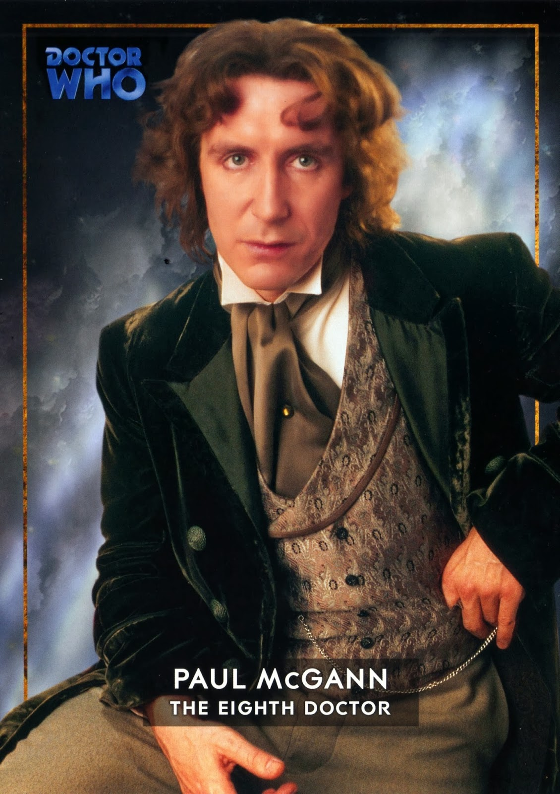 Eighth Doctor - Wikipedia