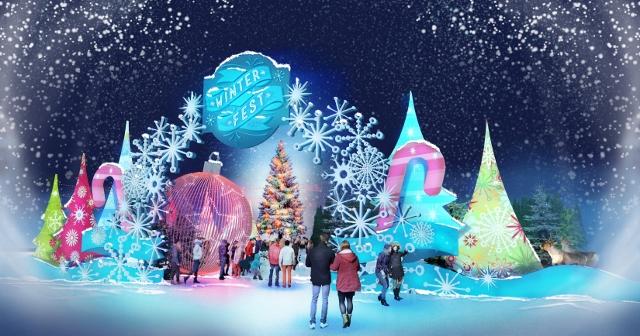 OC Fair Holiday Christmas