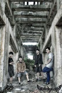 Bloodylor Band Deathcore Metalcore Garut Jawa Barat Foto Personil Logo Cover Artwork wallpaper