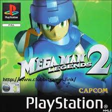 Link Megaman Legends 2 ps1 iso clubbit