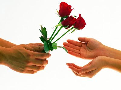 Nada mas romantico que regalar rosas el 14 de febrero