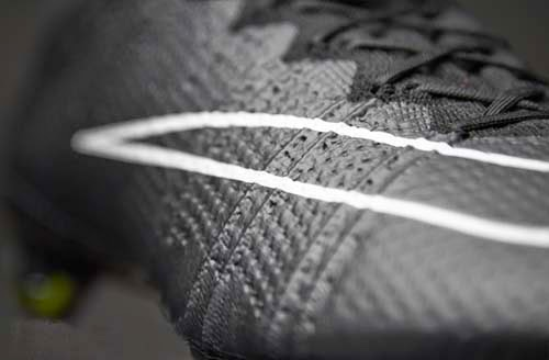 Nike Mercurial Superfly AG with Black and White