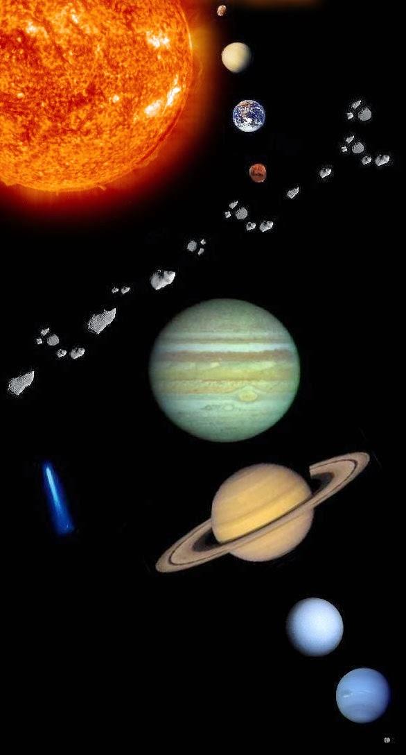 vertical solar system - photo #3