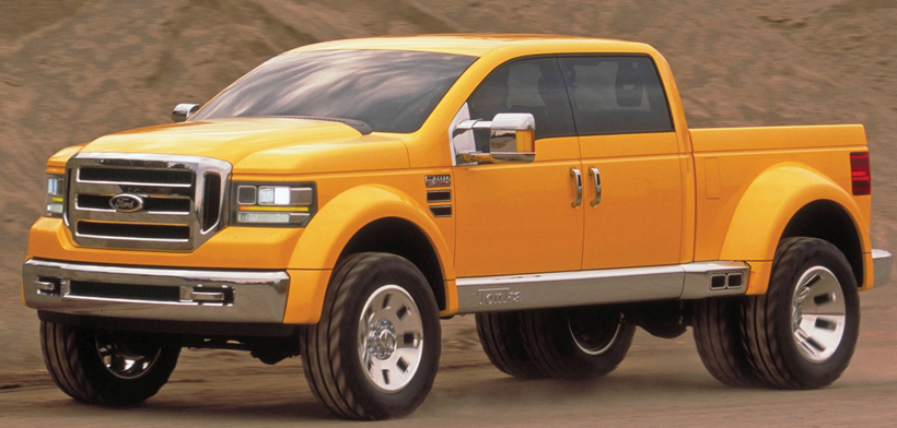 2015 Ford Super Duty Redesign