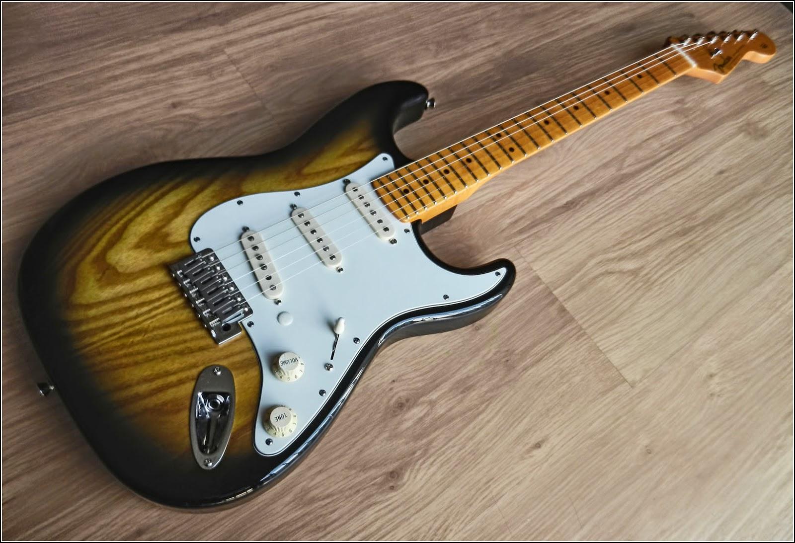 Louco por guitarra stratocaster kne de ash for Guitarras de luthier