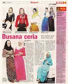 MiNaz in Metro paper
