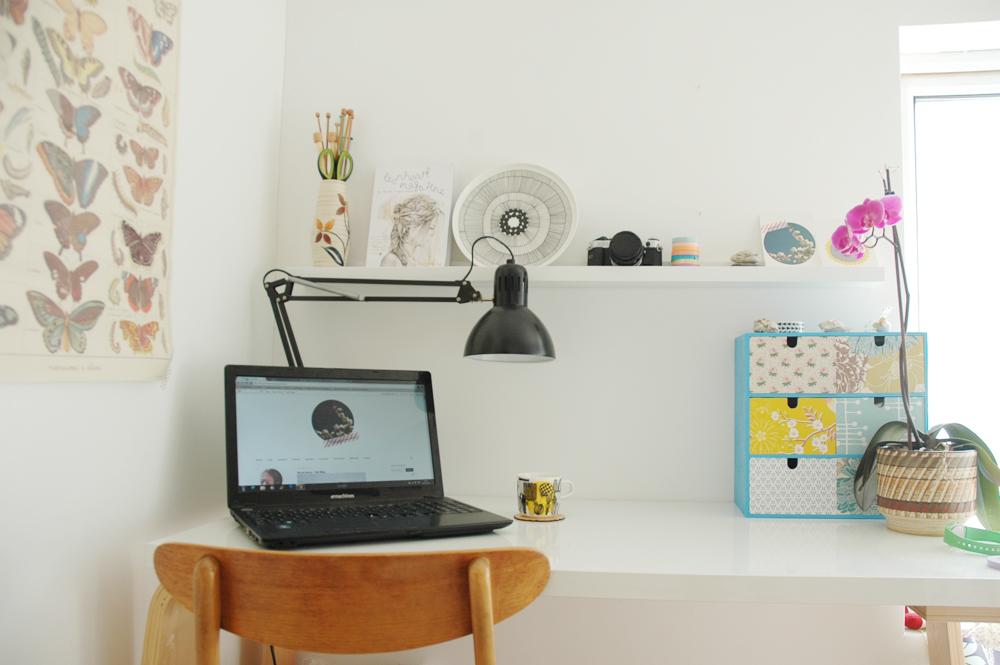 littlegreenshed workspace desk