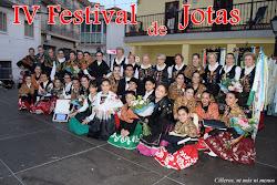 IV FESTIVAL DE JOTAS 2018