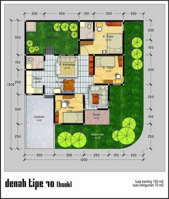 Image Result For Contoh Desain Rumah Terbaru