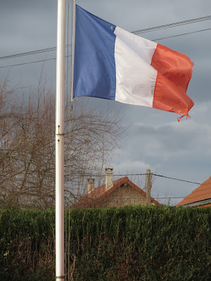 French Flag | Flag of France  |  after  terrorist attack in january 2015