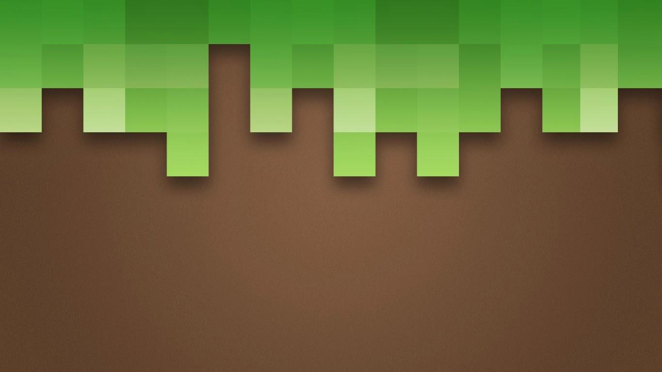 Must see Wallpaper Minecraft Minimalistic - minecraft_hd_wallpaper_grass  Perfect Image Reference_545395.jpg