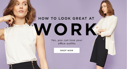 Shop with Me! - Work Wear