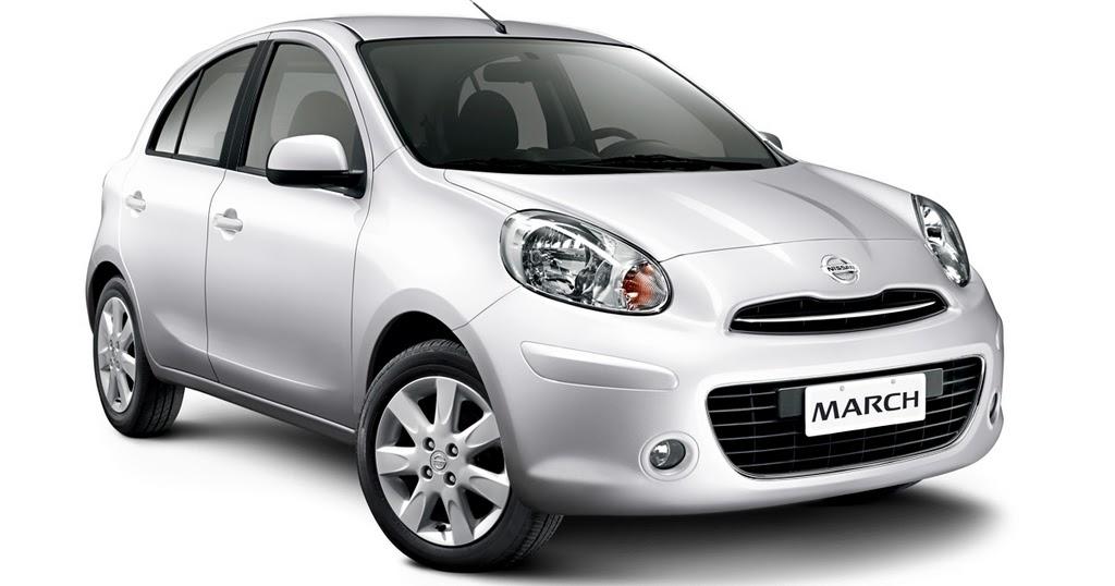 Nissan anuncia chegada do March 2014 com novidades nos