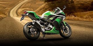Kawasaki Ninja 300 Fairings