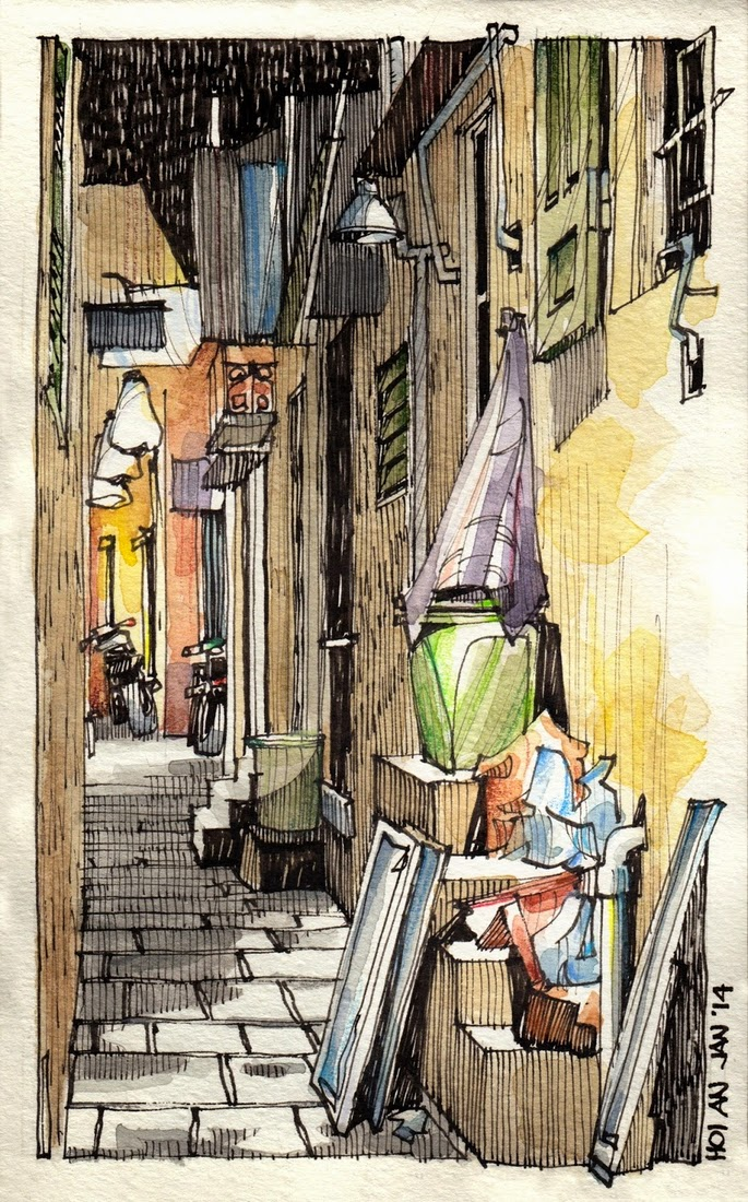 01-Hoi-Alley-Jorge-Royan-Drawings-Sketches-of-Travel-Logs-www-designstack-co