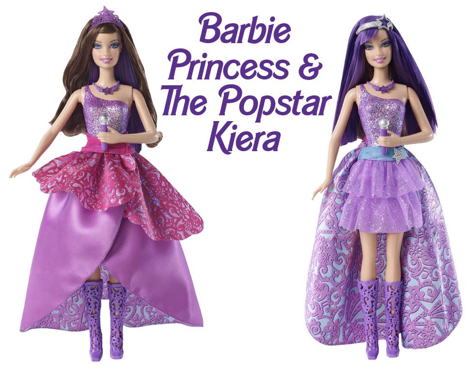 Life crafts whatever barbie 39 s princess the popstar - Barbie princesse popstar ...