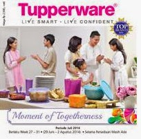 Tupperware Promo Moment Of Togetherness
