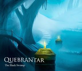 Juegos de Escape Quebrantar - The Black Swamp