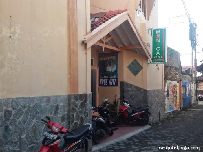 Hotel murah Monica Hotel Yogyakarta