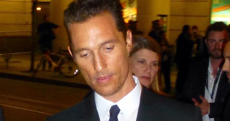 Why Matthew McConaughey Is A Godsend