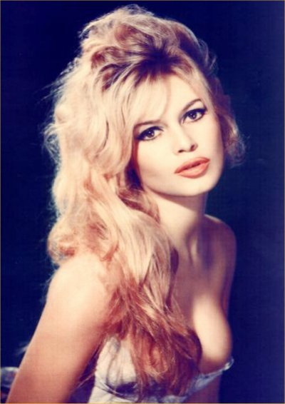Miss Brigitte Bardot Paying homage to the lovely Miss Bardot