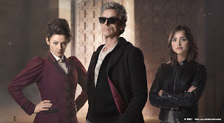 Doctor Who The Magician's Apprentice Missy Clara Doctor Sunglasses