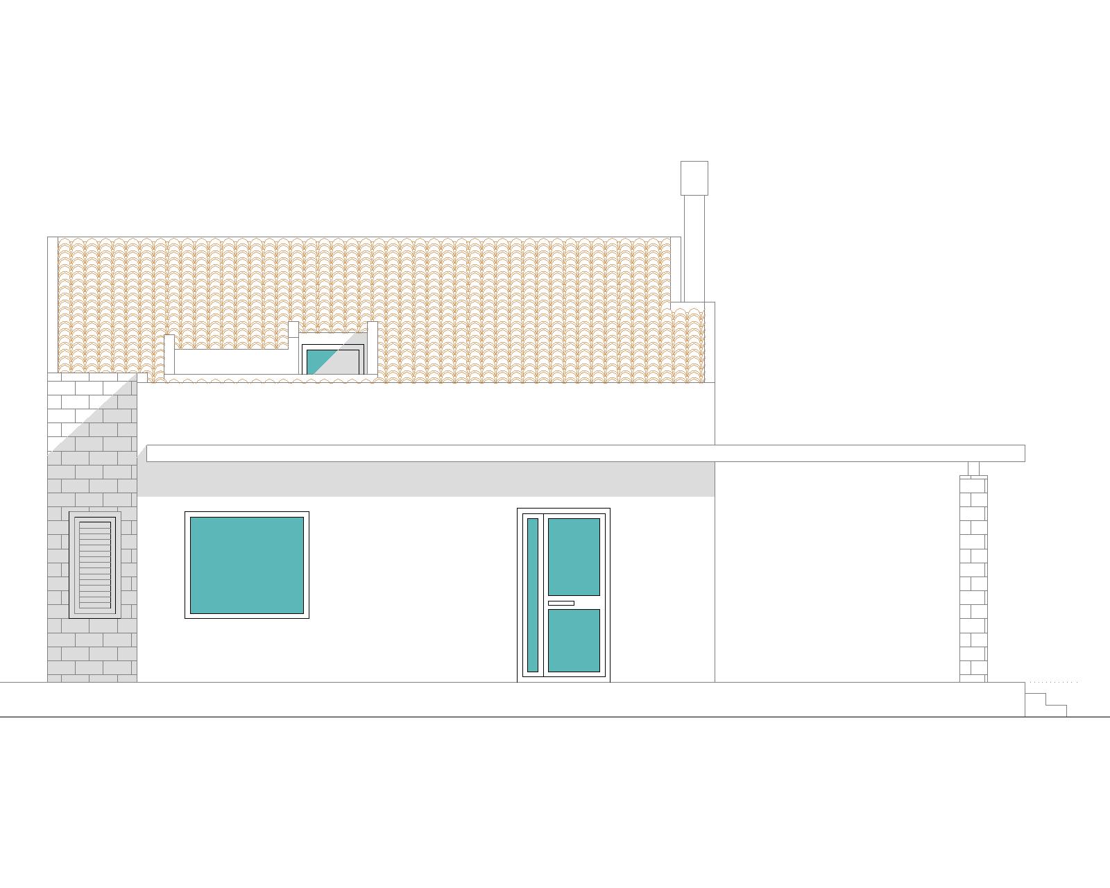 Progetti di case in legno casa 116 mq portici 38 mq for 2 500 m di progetti di case aperte