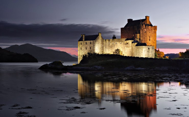 Eilean Donan The Most Famous Castle In Scotland