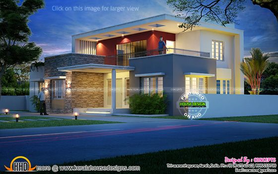 Finalized house design
