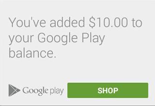 Cara Menukar Kode Kupon Google Play Gift Card Jadi Saldo Playstore cover