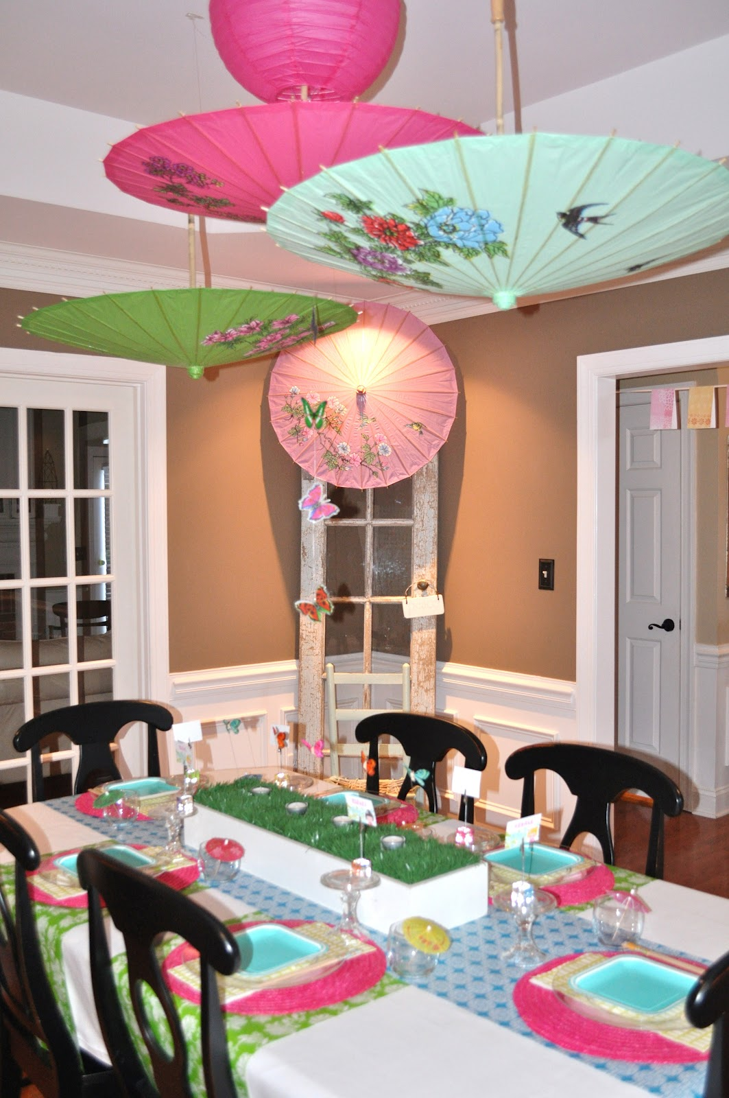 Korean Themed Party Decorations Meghilys March 2012