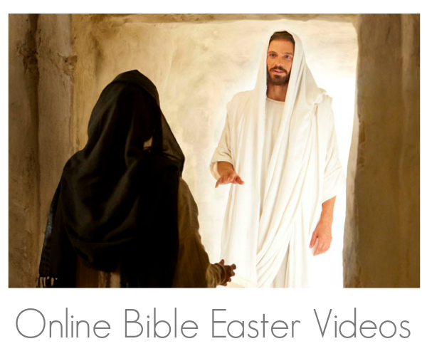 Online Bible Easter Videos @ Blissful Roots