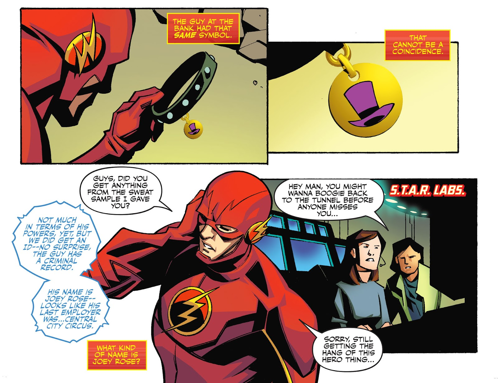 The Flash: Season Zero [I] Issue #3 #3 - English 14
