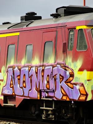 Nomor graffiti