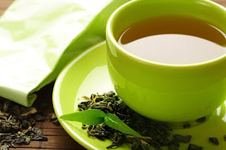 Loose Weight With Green Tea